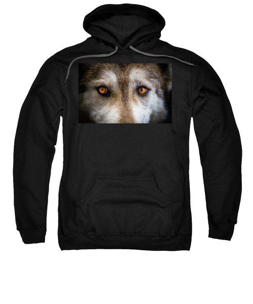 Wolf Eyes Sweatshirt