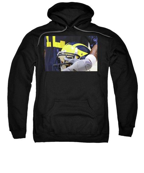 Wolverine Cradles Helmet Sweatshirt
