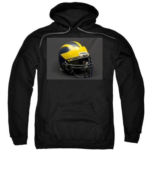 Wolverine Helmet Of The 2000s Era Sweatshirt