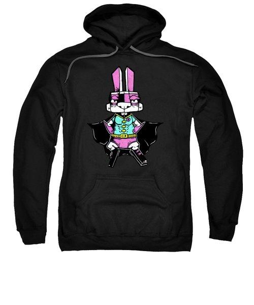 Wonder Bunny Sweatshirt by Bizarre Bunny