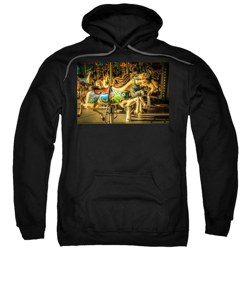 Wonderful Horse Ride Sweatshirt