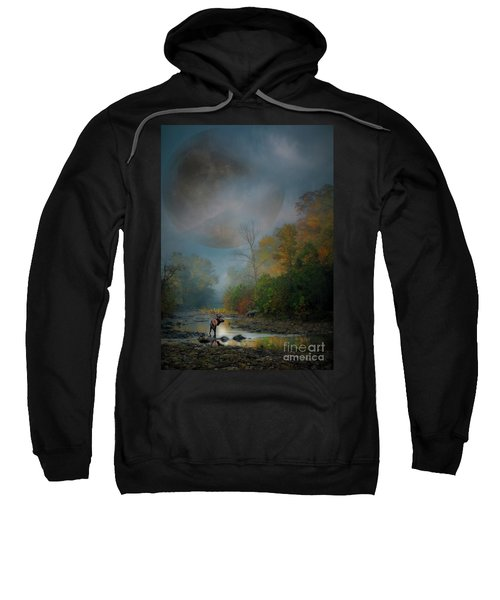 Woodland Elk Sweatshirt