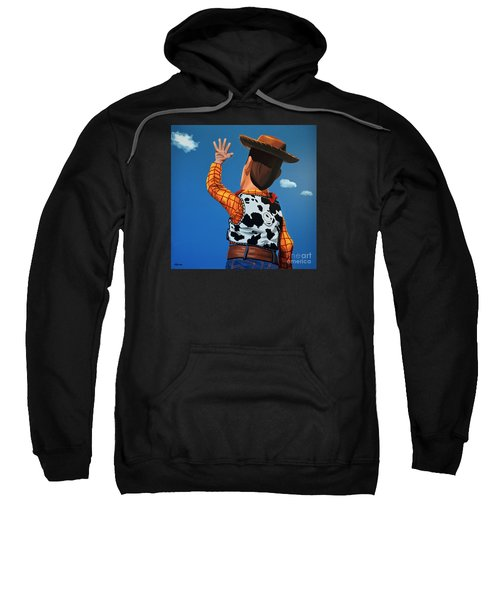 Woody Of Toy Story Sweatshirt