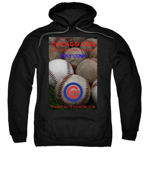 World Series Champions - Chicago Cubs Sweatshirt