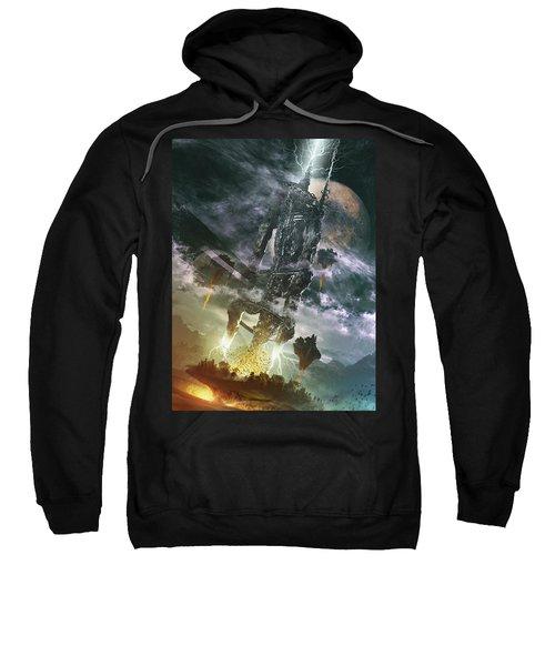 World Thief Sweatshirt