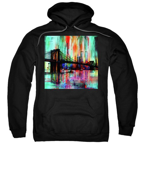 World Trade Center 01 Sweatshirt