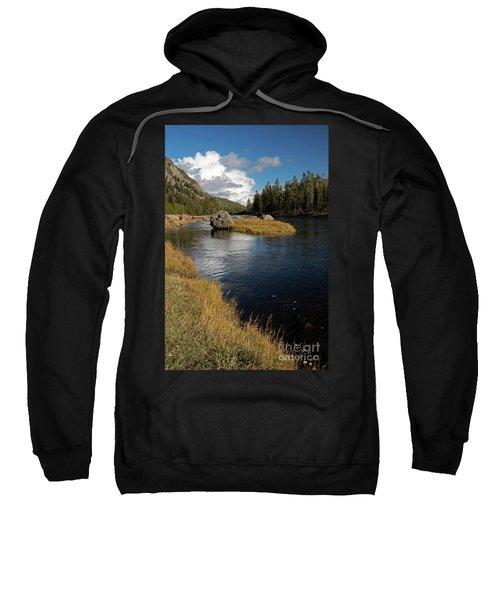 Yellowstone Nat'l Park Madison River Sweatshirt