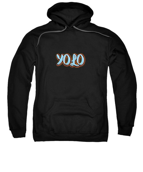 Yolo Tee Sweatshirt