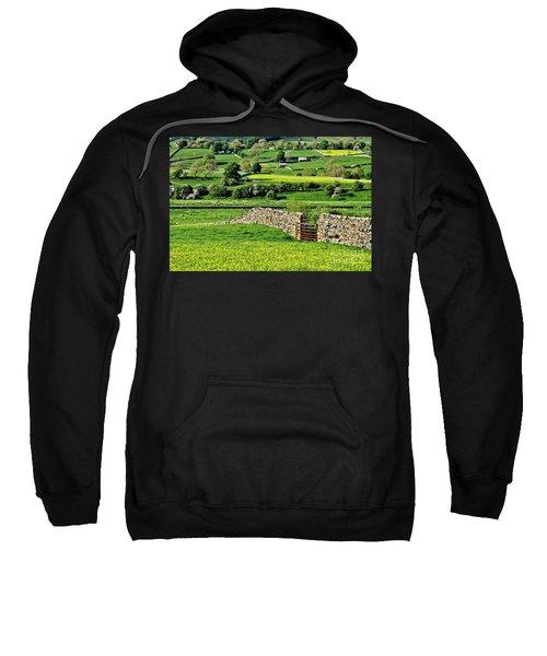 Yorkshire Dales Landscape Sweatshirt