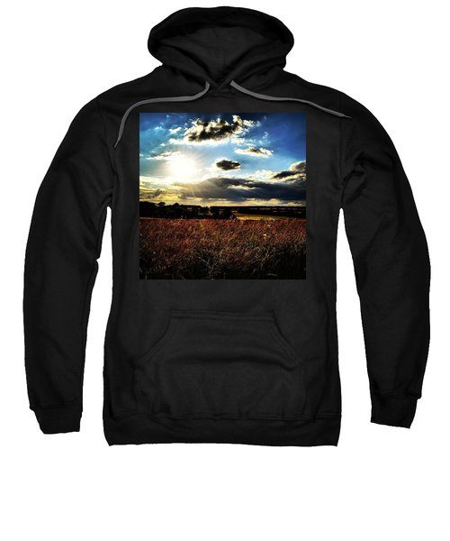 #yorkshirewoldsway #yorkshiredales Sweatshirt