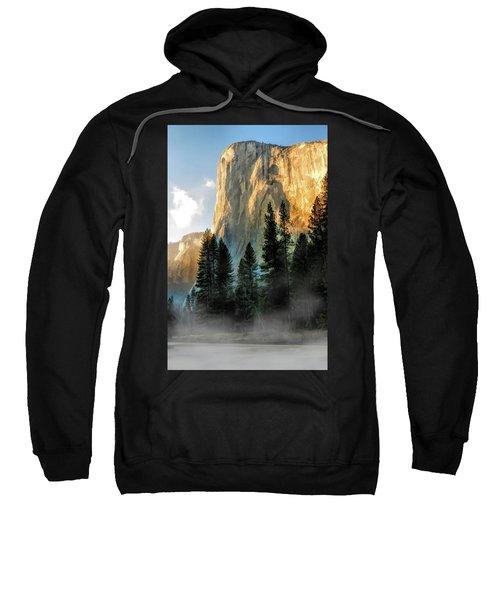 Yosemite National Park El Capitan Sweatshirt