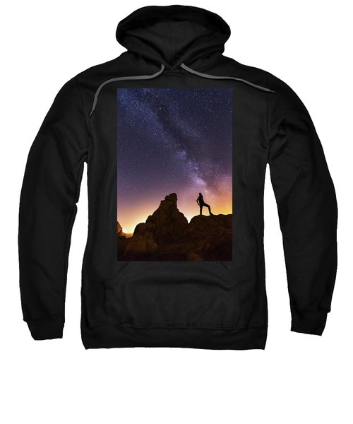 You Cant Take The Sky From Me Sweatshirt