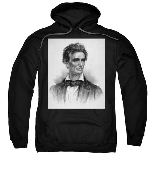 Young Abe Lincoln Sweatshirt