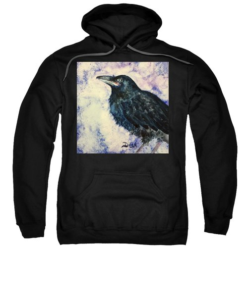 Young Raven Sweatshirt