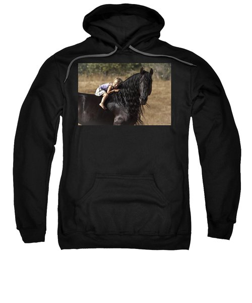 Young Rider Sweatshirt