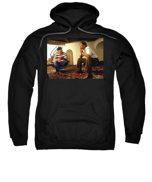 Steve And Bill - Young Visionaries Sweatshirt