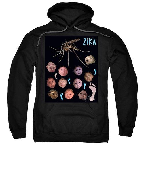 Zika Babies Sweatshirt