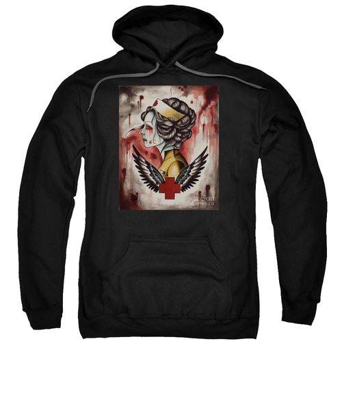 Zombie Nurse Sweatshirt