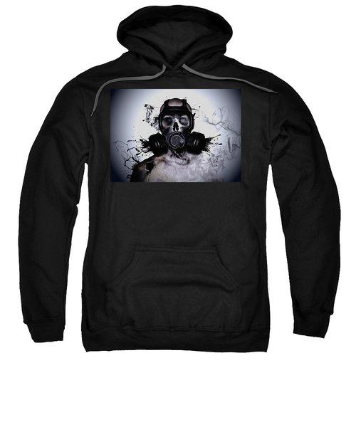 Zombie Warrior Sweatshirt
