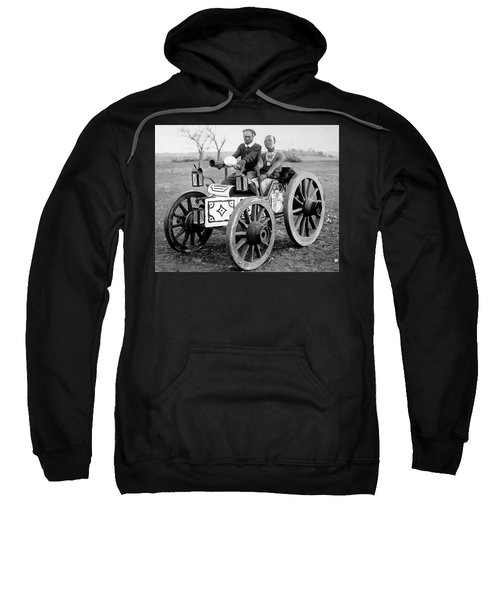 Zulu Motor Cab 1903 Sweatshirt