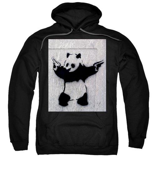 Banksy Panda Sweatshirt