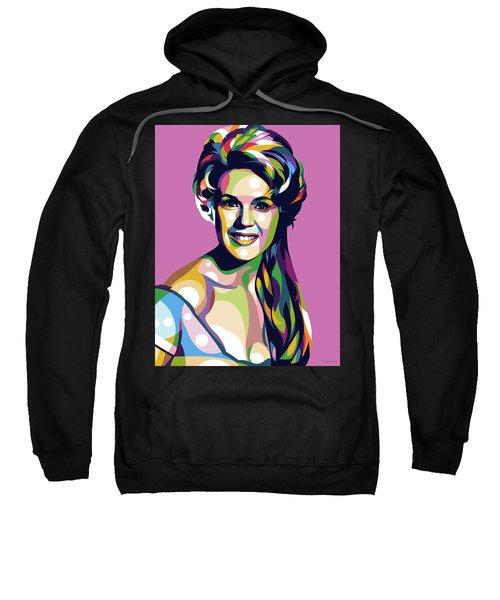 Connie Stevens Sweatshirt