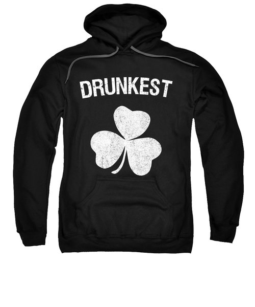 Drunkest St Patricks Day Group Sweatshirt
