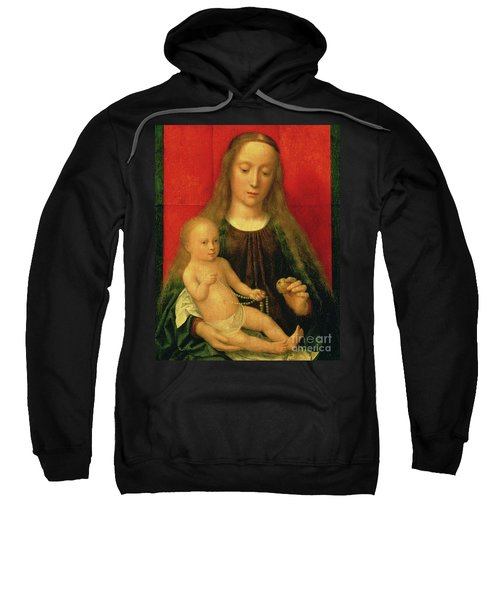 Madonna And Child Sweatshirt