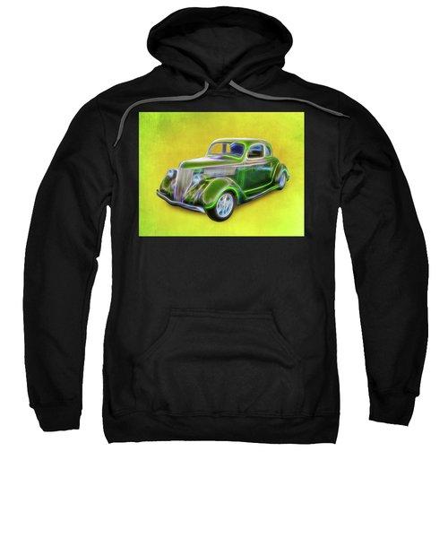1936 Green Ford Sweatshirt