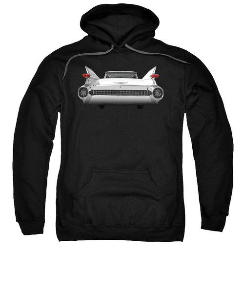 1959 Cadillac Rear View Sweatshirt