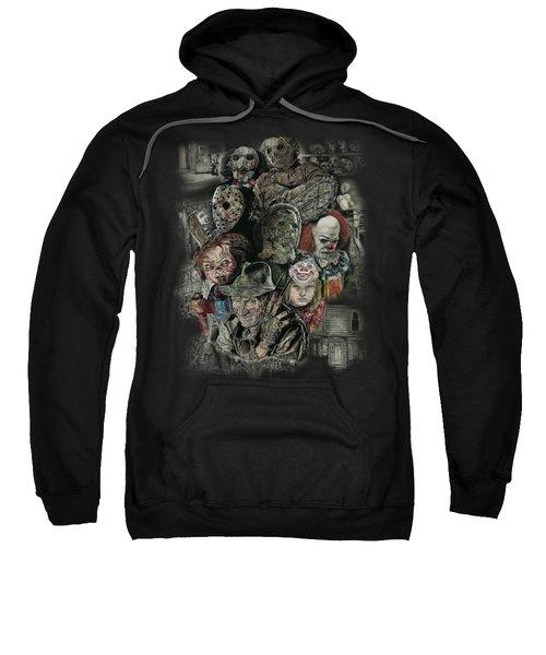 Horror Movie Murderers Sweatshirt