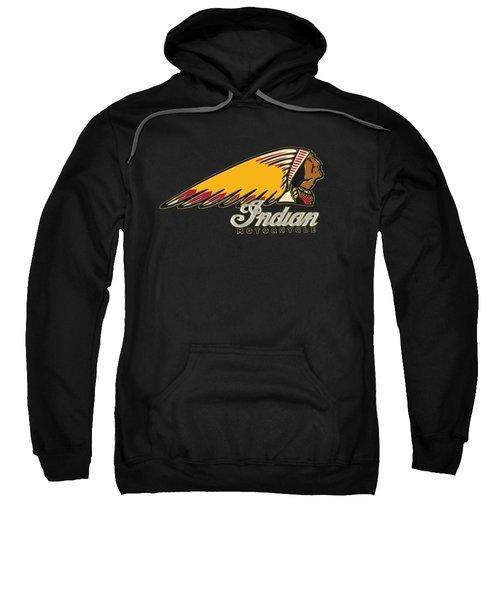 Indian Motorcycle Logo 1 Sweatshirt