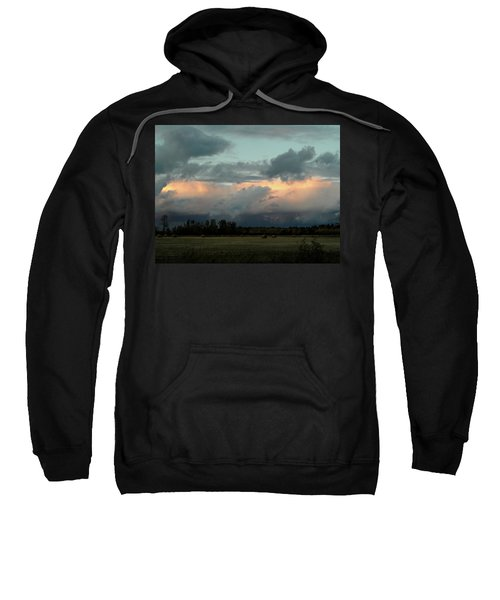 Colossal Country Clouds Sweatshirt