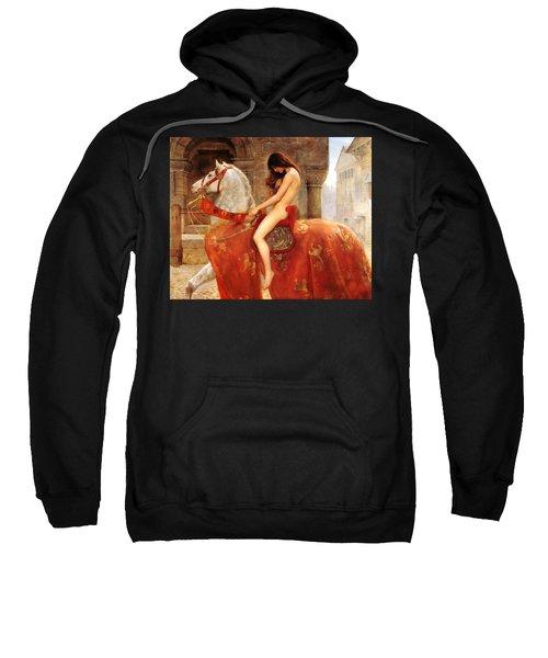 Lady Godiva Sweatshirt