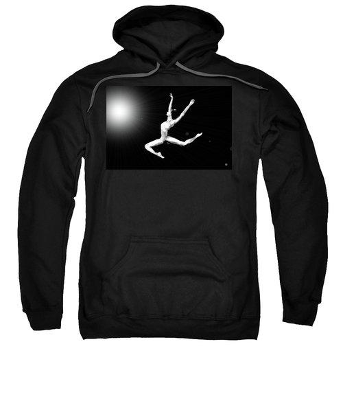 A Leap Into The Light Sweatshirt