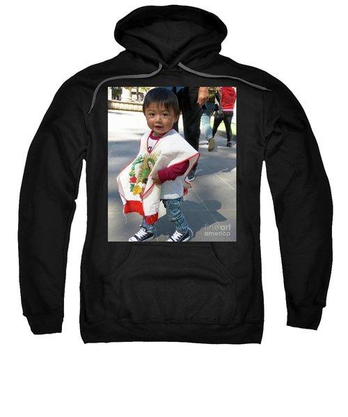 A Little Love Sweatshirt