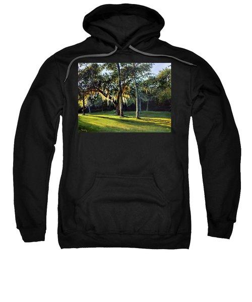 A New Sunset Sweatshirt