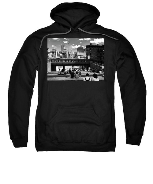 A Popular New York Theater At The Highline Sweatshirt