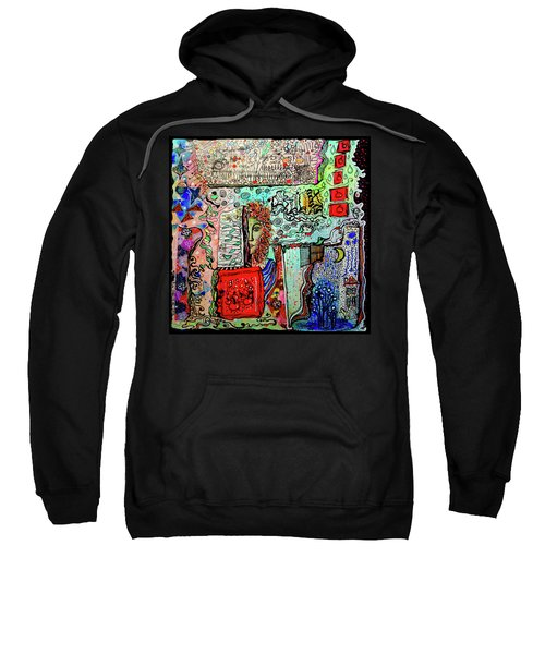 A Story Waiting To Be Told Sweatshirt