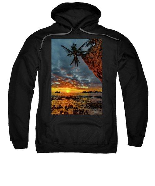 A Typical Wednesday Sunset Sweatshirt