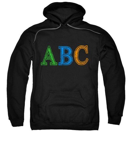 Abc Vintage Sweatshirt