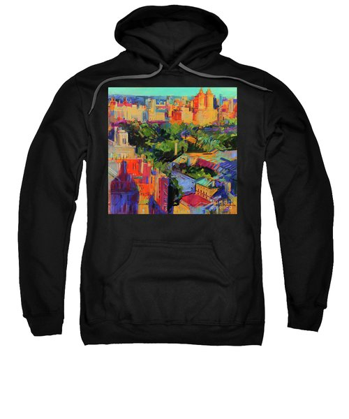 Above Central Park  Sweatshirt