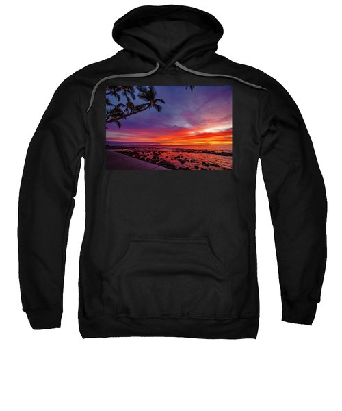 After Sunset Vibrance Sweatshirt