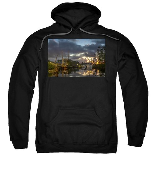 After The Storm Sunrise Sweatshirt