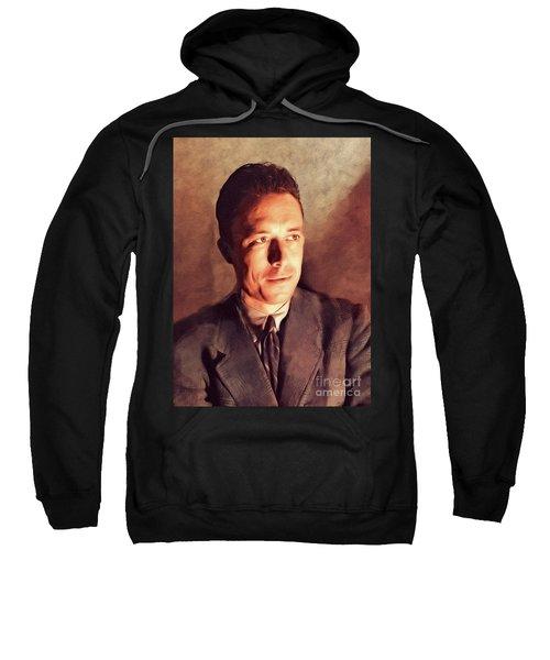 Albert Camus, Literary Legend And Philosopher Sweatshirt