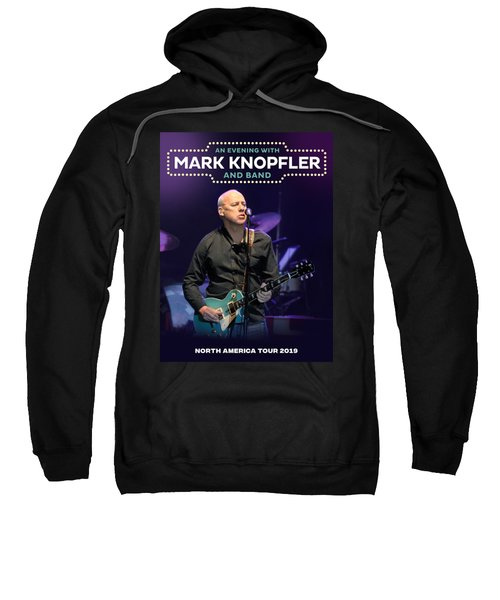 An Evening With Mark Knopfler Tour 2019 Hz01 Sweatshirt