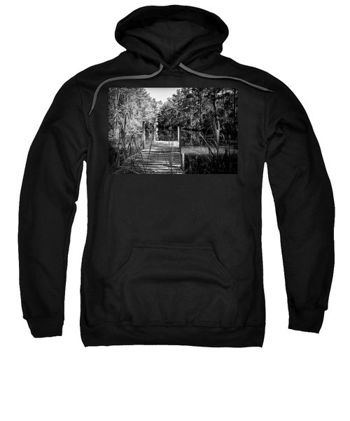 An Old Dock Sweatshirt