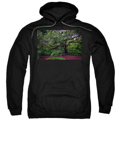 Angel Oak Tree Sweatshirt