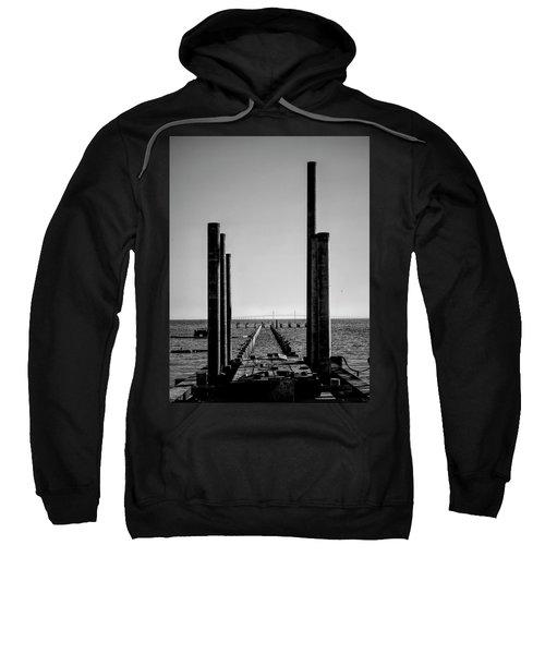 Anna Maria City Pier Rebuild 2019 Sweatshirt