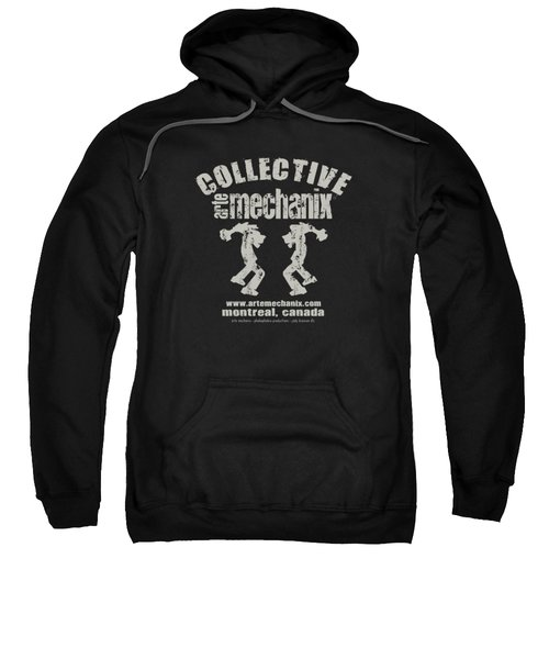 arteMECHANIX COLLECTIVE GRUNGE Sweatshirt